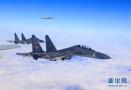空军战斗机巡航南海