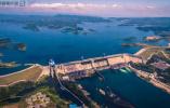 南水北调东线中线累计输水135亿立方米 相当于945个西湖