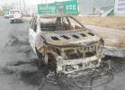 沈阳沈北烧车案告破 和家人争吵为减压烧车