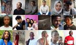 18个国家难民的新年愿望