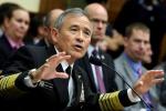 """美太平洋司令指中国影响地区稳定 是""""沉重的包袱"""""""