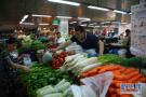 暴雪推涨菜价 江苏监测32种蔬菜价格31种上涨