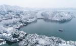杭州:雪后西湖如仙境