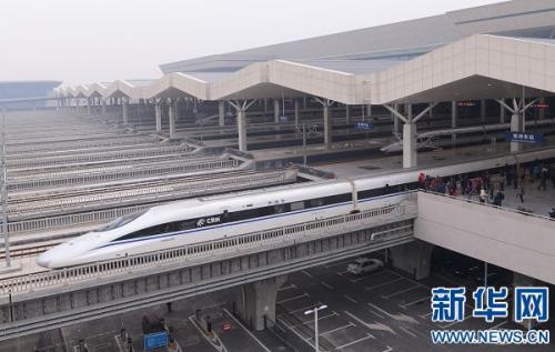 澳门在线电子游艺:郑州东站17趟高铁因降雪停运 省内不少汽车班线停发