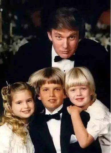 可怕的特朗普家族:孩子个个优秀,霸气自律,教育手段值得所有父母学习