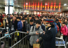 今明两天将迎返乡高峰,江苏交警发布春运出行交通安全预警