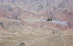 武直10青藏高原实弹射击 复杂气象条件下首发命中