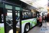 春运客流集中返青 青岛十余条公交线加密发车