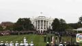 一男子在白宫外掏枪自尽 事发时特朗普夫妇未在白宫