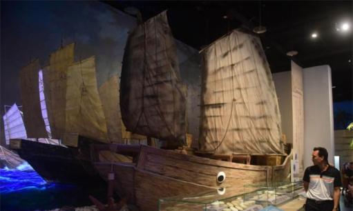 中国(海南)南海博物馆正式开馆