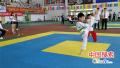 踢王决世界跆拳道职业联赛郑州站 太康豫龙武道勇夺团体第一