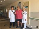 山东一男子440斤!压坏医院仨床垫 手术切掉80%的胃
