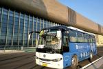 """全国首个""""会展巴士""""登陆杭博 两天接待70000余人"""