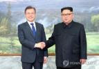 韩媒:文在寅与金正恩再度会晤 商朝美首脑会谈方案