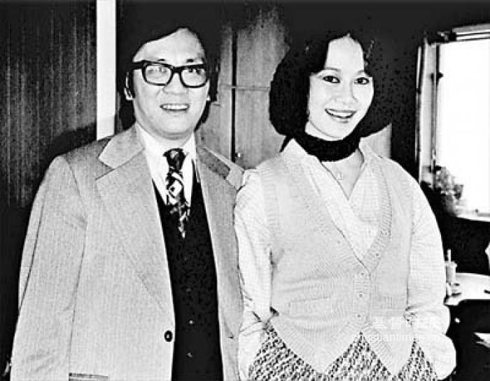 吉祥8彩票平台多少年了:香港作家林燕妮病逝享年75岁 曾与黄�相恋12年