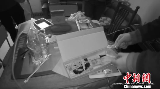 杭州下城警方摧毁一特大吸贩毒团伙抓获100余人