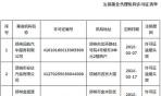 河南撤销1家保险中介 注销64家保险兼业代理机构许可证丨名单