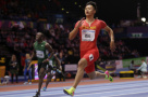 谢震业9秒97刷新百米全国纪录