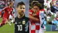 世界杯第八日前瞻:梅西领军 阿根廷盼绝地求生