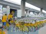 上万辆公共自行车将在郑服役 芝麻信用满600分可免押金骑行
