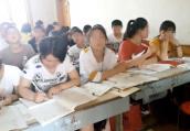 新乡一中学教导主任家里开补习班 学生进门后不能出去