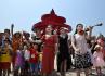 青岛:广场周周演 欢乐伴暑期