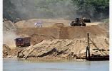 南京水警破获非法采矿案件 一举抓住23名犯罪嫌疑人