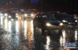 辽宁等地有强降雨 应急管理部发布安全生产预警