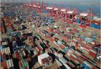 前8月外贸进出口增长9.1% 对美贸易顺差扩大7.7%