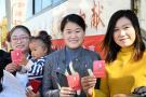 青岛:无偿献血献爱心