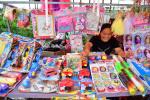 """潍坊市消协发布消费警示:家长小心五类""""危险玩具""""伤害"""