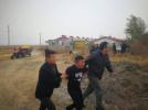 大庆看守所逃犯被抓捕细节:警察开枪击伤其大哥 爆胎后被控制