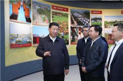Xi Jinping makes inspection tour in Shenzhen