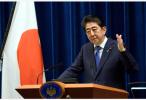 """日俄首脑会谈在即 安倍或向普京提""""移交两岛"""""""