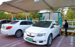 经济发展亮点:街上的电动汽车越来越多
