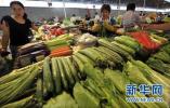 本周肉蛋价格有涨有降 蔬菜价格总体呈下降趋势
