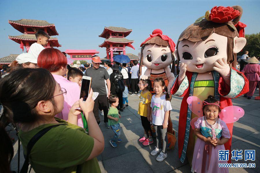 「台湾景点」河南开封:国庆长假旅游热
