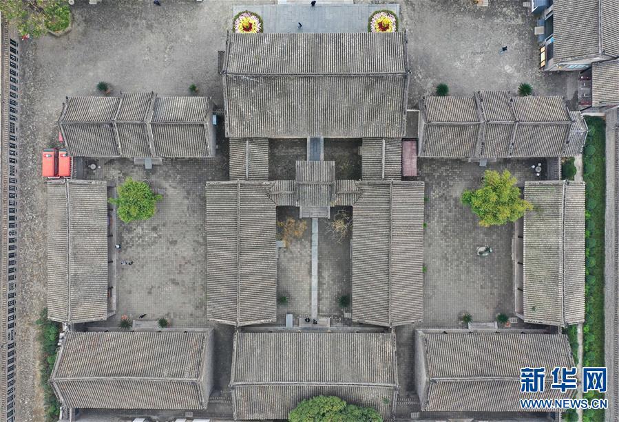 (新华视界)(1)河南内乡县衙:我国保存较完整的封建时代县级官署衙门
