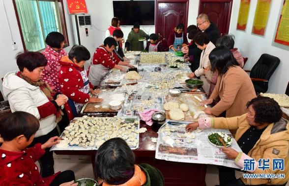 优秀传统文化进乡村