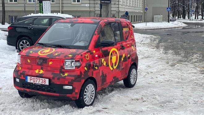 宏光MINIEV将被海外车企生产 起售价9999欧元