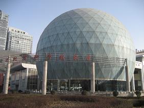 河北省科技馆_国搜河北 核心提示:近日,省科技馆三楼全新升级改造的\