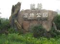 大连旅游景点推荐:甘井子前关城市中央湿地公园