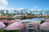 杭州将添两处观桃赏桃胜地,有湖有岛带有高科技