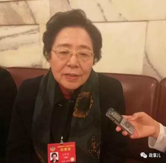 政协委员江泽慧履职20年 没留遗憾的她干了啥?