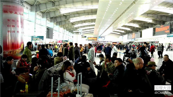 南航多个航班延误取消-中国
