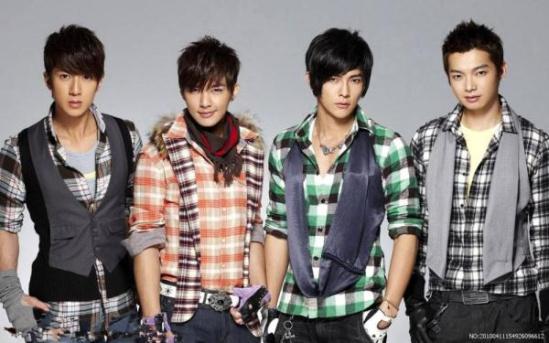飞轮海成员名字_飞轮海成员吴尊,炎亚纶,汪东城,辰亦儒,当时很多电视剧里也有他们的