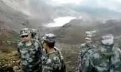 中印军人肢体冲突