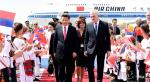 【图集】习近平出访塞尔维亚等三国并出席上合峰会行程全纪录