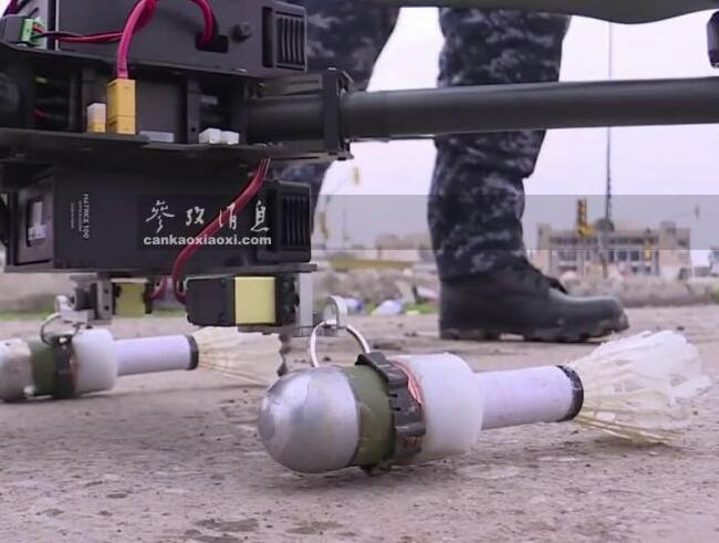 无人机爆改成轰炸机!