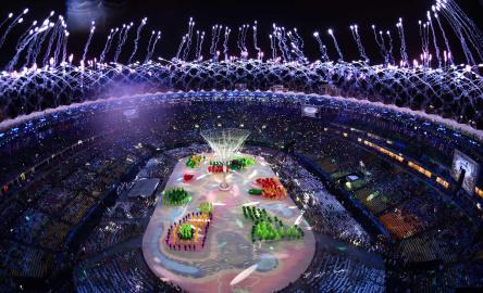 非凡定义里约奥运 巴赫宣布里约奥运会正式闭幕
